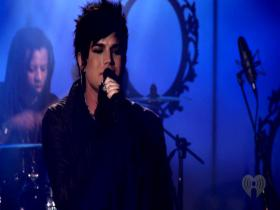Adam Lambert Live from Clear Channel Stripped