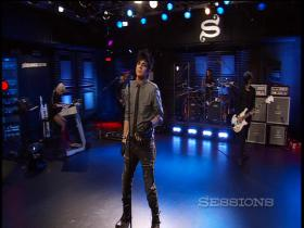 Adam Lambert Live from Sessions at AOL