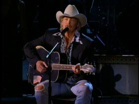 Alan Jackson Where Were You (When The World Stopped Turning) (Live)