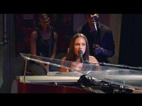 Alicia Keys Empire State Of Mind (Part II) Broken Down (Studio Performance)
