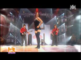 Alizee J'en Ai Marre (Live Hit Machine)
