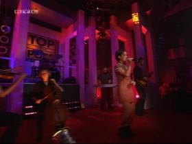 Alizee Moi... Lolita (Live Top Of The Pops England)