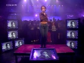 Alizee Moi... Lolita (Live Top Of The Pops Germany)