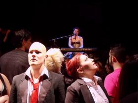 Amanda Palmer Have To Drive (Live with the Danger Ensemble)