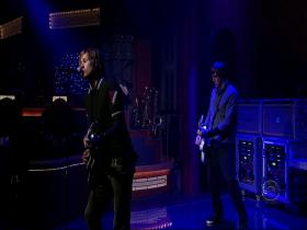 Angels & Airwaves The Adventure (Late Show with David Letterman, Live 2006) (HD)
