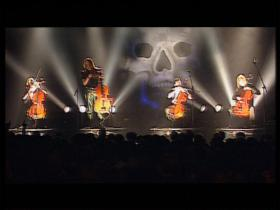 Apocalyptica Live in Munich 2001