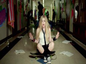 Avril Lavigne Here's To Never Growing Up (HD)