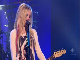 Avril Lavigne Exclusive 2007 (HD)