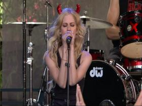 Avril Lavigne He Wasn't (The Tonight Show with Jay Leno, Live 2006) (HD)