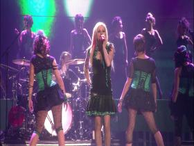 Avril Lavigne Hot (MTV Europe Music Awards, Live Munich 2007) (HD)