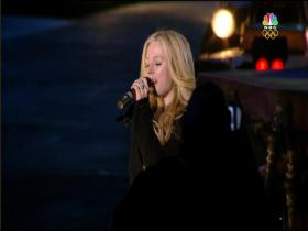 Avril Lavigne Who Knows (Olympics Closing Ceremony 2006) (HD)