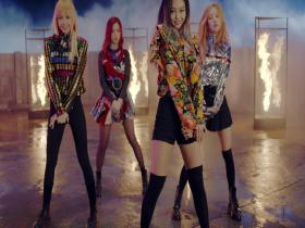 BLACKPINK Playing With Fire (HD)
