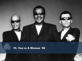 Bad Boys Blue You're A Woman '98