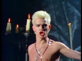 Billy Idol White Wedding