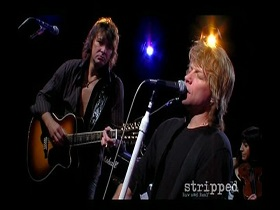 Bon Jovi Wanted Dead Or Alive (Lost Highway - The Concert (Stripped), Live 2007)