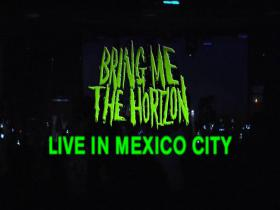 Bring Me The Horizon Live in Mexico City 2009