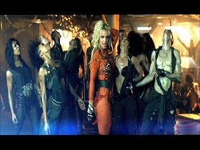 Britney Spears Till The World Ends (BD)