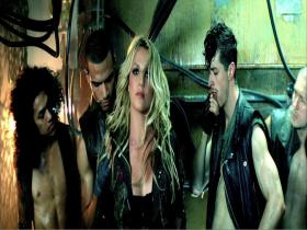 Britney Spears Till The World Ends (The Choreography - Only Mix) (HD-Rip)