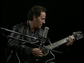 Bruce Springsteen Born In The U.S.A. (The Charlie Rose Show, Live 1998)