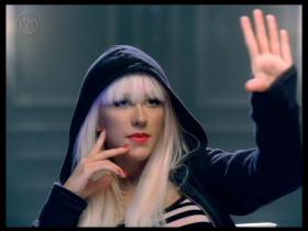 Christina Aguilera Keeps Gettin' Better