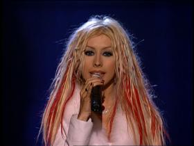Christina Aguilera My Reflection (Live 2000)