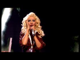 Christina Aguilera Oh Mother (Live)