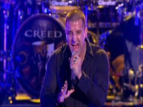 Creed Creed Live (The Cynthia Woods Mitchell Pavilion, Houston, Live 2009)