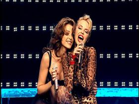 Dannii Minogue Kids (feat Kylie Minogue) (Live)
