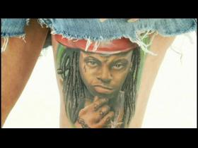 Detail Tattoo Girl (Foreva) (feat Lil Wayne, T-Pain & Travie McCoy)
