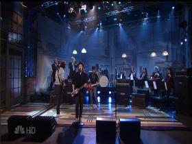 Fall Out Boy Thnks Fr Th Mmrs (The Tonight Show with Jay Leno, Live 2007) (HD)