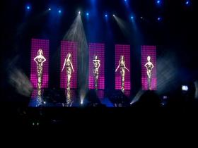 Girls Aloud Out Of Control (The O2 Arena, London, Live 2009)