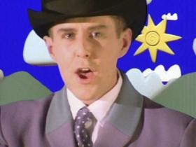 Holly Johnson Love Train