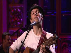 Jason Mraz Lucky (with Colbie Caillat) (Saturday Night Live 2009) (HD)