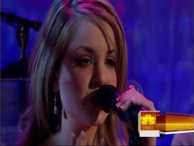 JoJo Too Little Too Late (The Today Show, Live 2006) (HD)