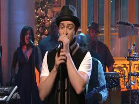 Justin Timberlake My Love (Saturday Night Live 2006) (HD-Rip)