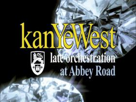 Kanye West Live at Abbey Road Studios 2005