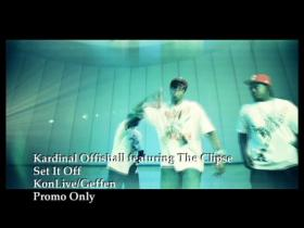 Kardinal Offishall Set It Off (feat Clipse)