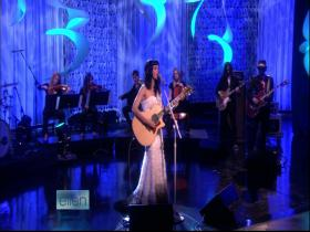 Katy Perry Thinking Of You (The Ellen DeGeneres Show, Live 2009) (HD)