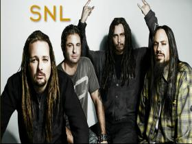 Korn Twisted Transistor (Saturday Night Live 2005) (HD)