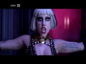 Lady Gaga The Edge Of Glory (HD-Rip)