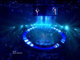 Lena Satellite (Eurovision, Live 2010) (HD)