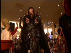 Lordi Hard Rock Hallelujah (Live after winning the Eurovision 2006)
