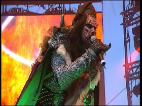 Lordi Live At The Helsinki Market Square 2006