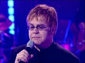 Lulu Teardrops (with Elton John) (Live)