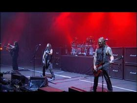 Machine Head Clenching The Fists Of Dissent (Live With Full Force Festival 2008)