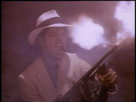 Michael Jackson Smooth Criminal (Fast, Blurry Version)