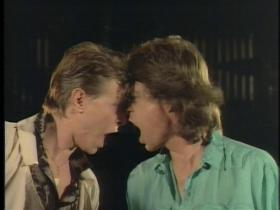 Mick Jagger Dancing In The Street (with David Bowie)