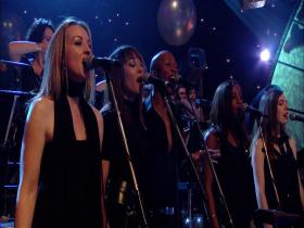 Mika Grace Kelly (Live from Jools Holland's Hootenanny 2007) (BD)