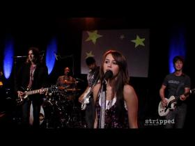 Miley Cyrus See You Again (Clear Channel Stripped Performance)