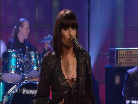 Nelly Furtado Say It Right (The Tonight Show with Jay Leno, Live 2006) (HD)